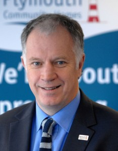 Clive Turner, Chief Executive, Plymouth Community Homes