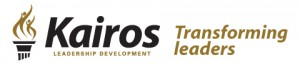 Kairos Leadership Development website header - leading from where you are