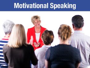 Kairos Motivational Speaking homepage