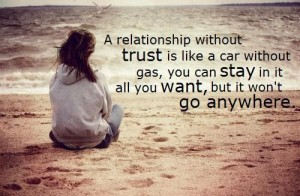 Leadership trust relationships - Kairos Blog by Tania West