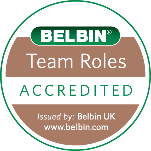 Kairos Leadership Development is accredited by Belbin