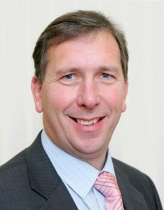 Rob Menary, Chief Executive of Devon and Cornwall Probation Services